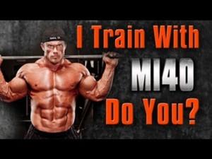 Mi40 Muscle building