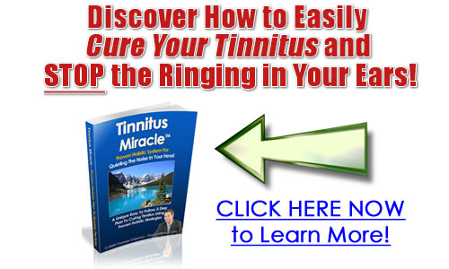 Tinnitus Miracle package