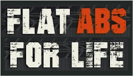 Flat Abs For Life logo