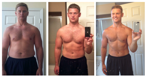 4 Cycle Fat Loss Solution before and after