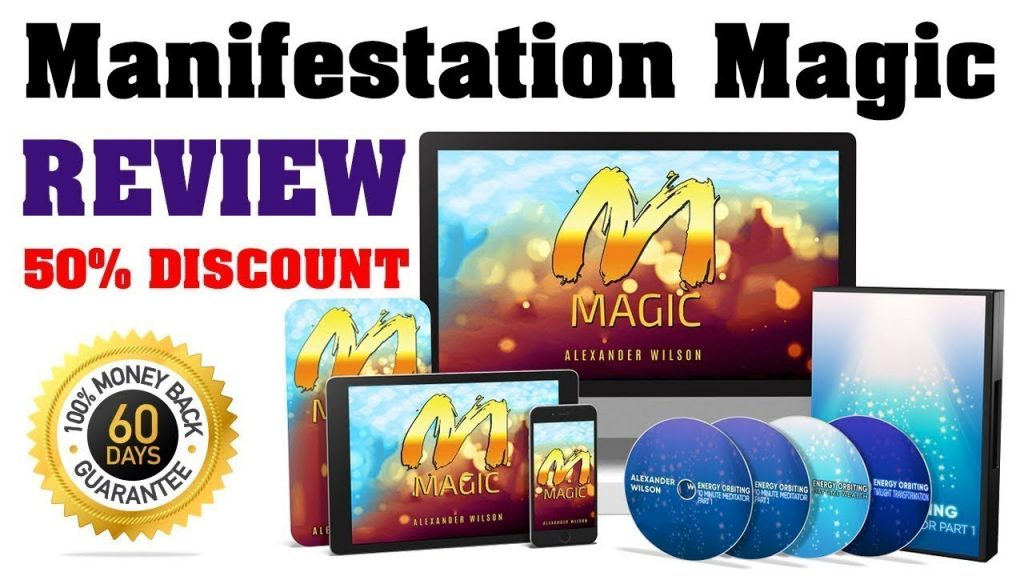Manifestation Magic By Alexander