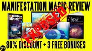 Manifestation Magic Plan By Alexander