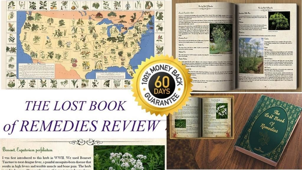 Lost Book Of Remedies Reviews